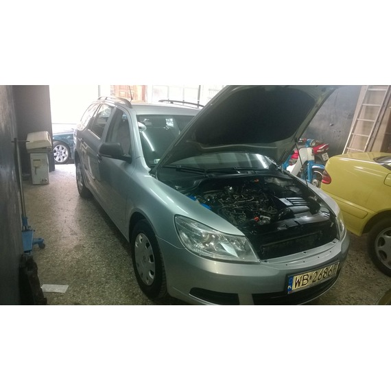 ΦΩΤΟΓΡΑΦΙΑ ΓΙΑ skoda octavia s/w euro5 diesel 1.6l