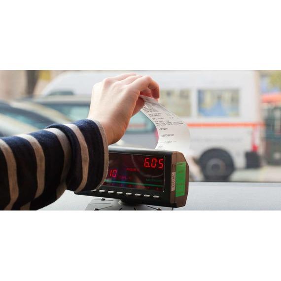 ΦΩΤΟΓΡΑΦΙΑ ΓΙΑ Ταξίμετρο taxitronic tx50
