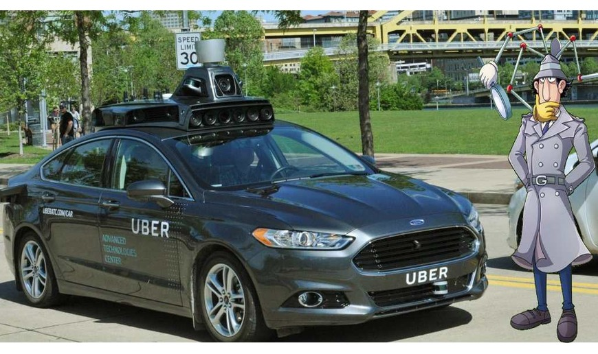 ΣΚΑΝΔΑΛΟ Η uber  ΠΑΡΑΚΟΛΟΥΘΕΙ ΤΟΥΣ ΕΠΙΒΑΤΕΣ ΤΗΣ ΜΕ  ΜΥΣΤΙΚΟ ΛΟΓΙΣΜΙΚΟ!!!