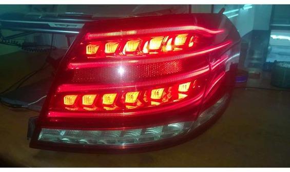 Επισκευή φαναριών LED Mercedes W212 2014 FACELIFT