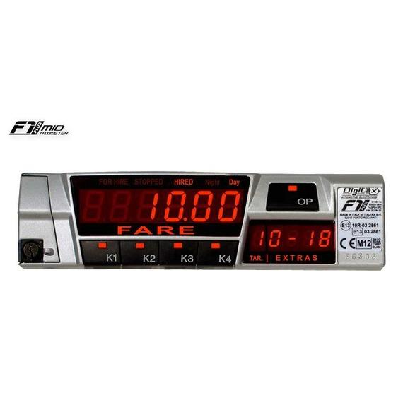 Ταξίμετρο Digitax F1 Plus