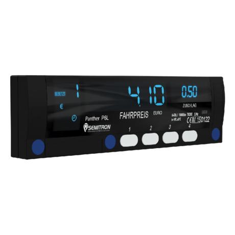 Panther P6L2 - Ταξίμετρο με LED οθόνη