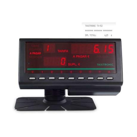Ταξίμετρο Taxitronic TX50